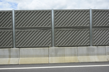 Barrier and Parapet | Concrete Forms for Dealers | Metal