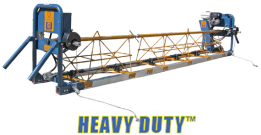 Heavy Duty concrete screed