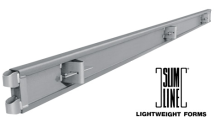 Slim Line lightweight forms