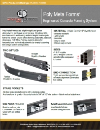Flexible forming systems flyer