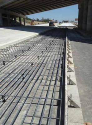 NorthGate utilizes Meta Pave Forms from Metal Forms.