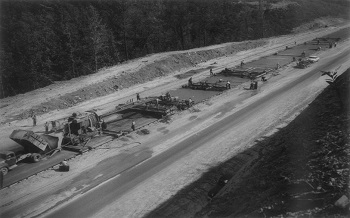Concrete Forming for Highways Interstates