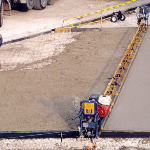 Speed Screed Heavy Duty Concrete Screed