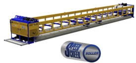 SPEED SCREED® ROLLER