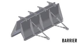 Barrier Forms   Metal Forms Concrete Construction Forms