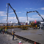 Airport Runway Paving Forms