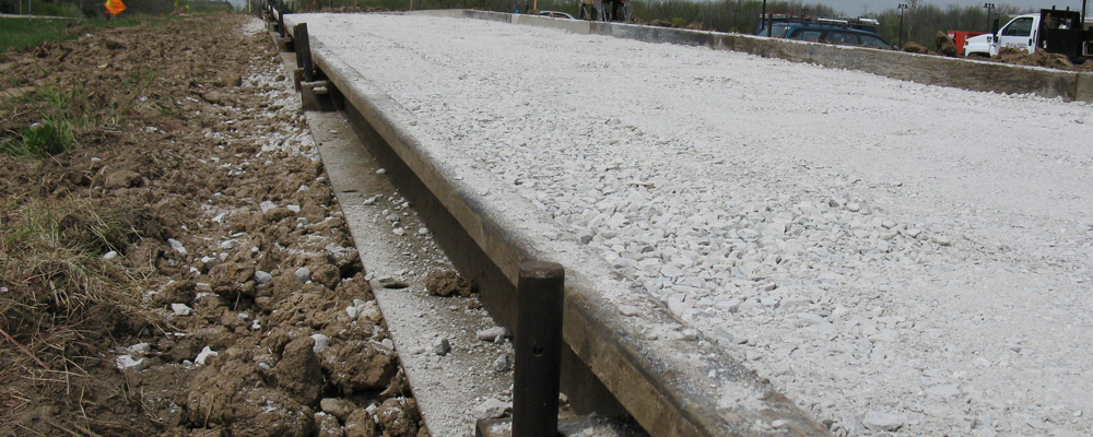 Concrete Forms for Flatwork | Metal Forms Concrete