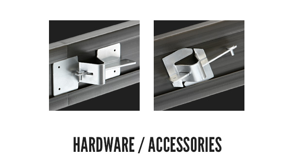 Poly Meta Forms Hardware and Accessories