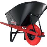 Model 600 Sterling wheelbarrow