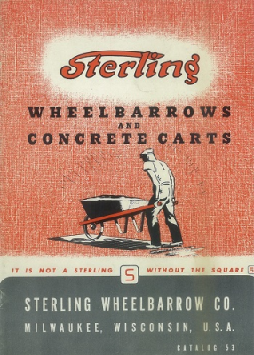Sterling Heavy Duty Wheelbarrows