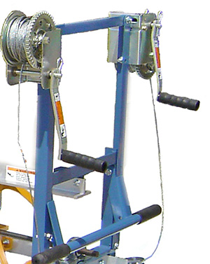 Screed Options Hand Winch