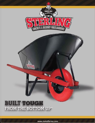 STERLING BROCHURE COVER