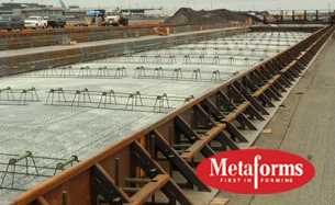 MetaForms for eoad construction project